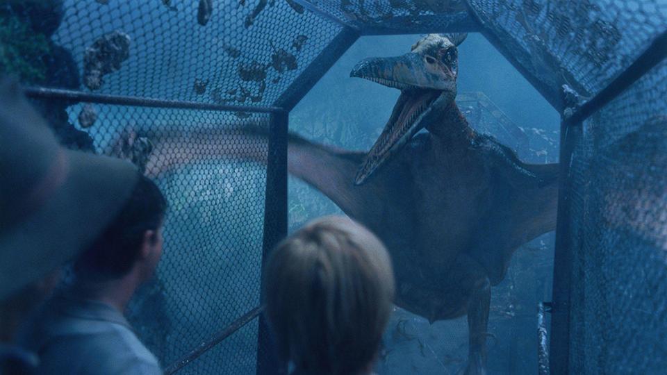 Jurassic Park III 1