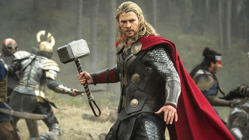 Thor: The Dark World 1