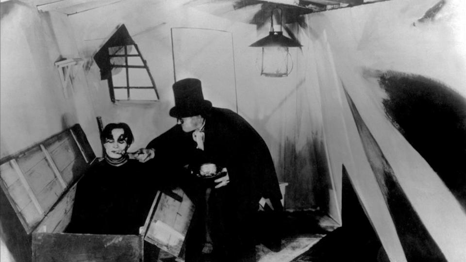 Das Cabinet des Dr. Caligari 2