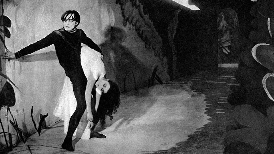 Das Cabinet des Dr. Caligari 1