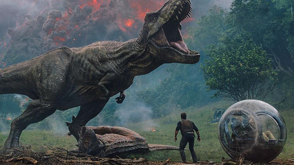 Jurassic World: Fallen Kingdom 2