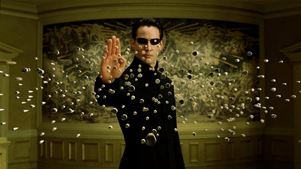 The Matrix Reloaded 2