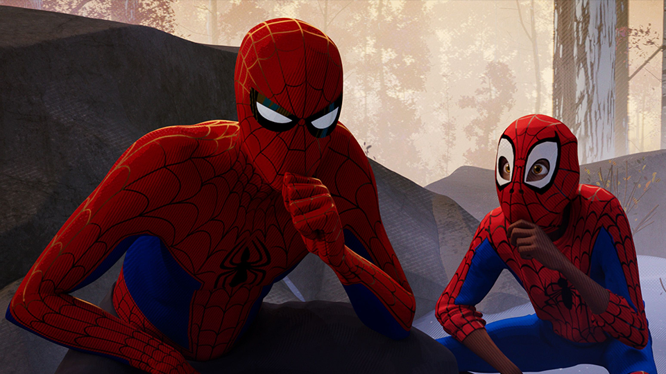 Into the Spider-Verse 2